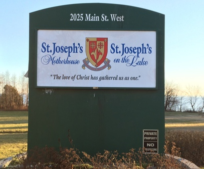 Motherhouse Sign